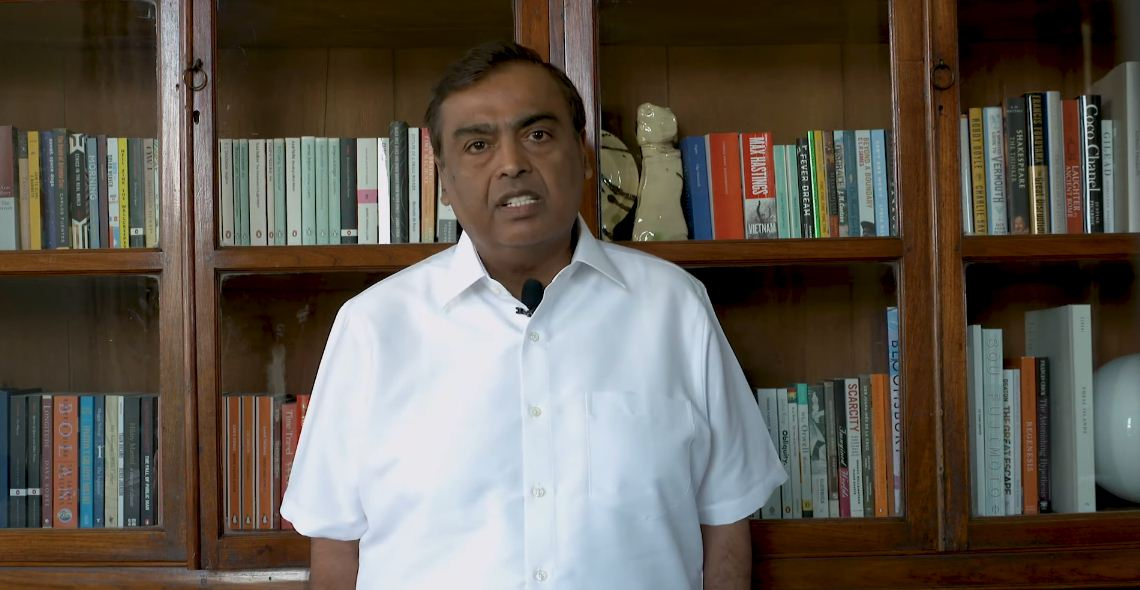 Urgent policy steps should be taken to make 2G a history: Mukesh Ambani on 25 years of mobility in India
