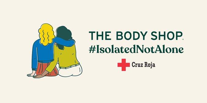 [#AlianzasCruzRoja] Estamos trabajando con @TheBodyShopSP para visibilizar el aumento de #ViolenciaDeGénero durante la crisis sanitaria del #COVID19 y para facilitar pautas que pueden ayudar a combatirla. #CruzRojaResponde  ℹ️ ¡Infórmate! https://t.co/5AClYWEEQR https://t.co/w86ew936tg