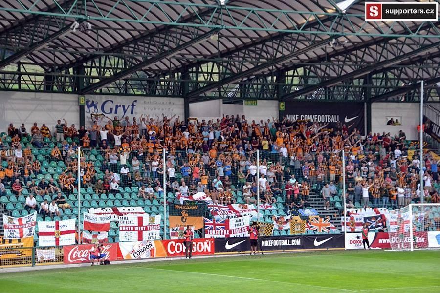 ON THIS DAY 2014: Hull City at AS Trenčín #HCAFC #HULLCITY