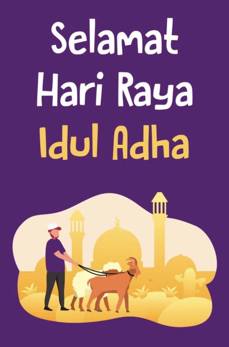 Selamat Hari Raya Idul Adha 1441 Hijriah #EidAlAdha #Djajati https://t.co/zUarqszoqS