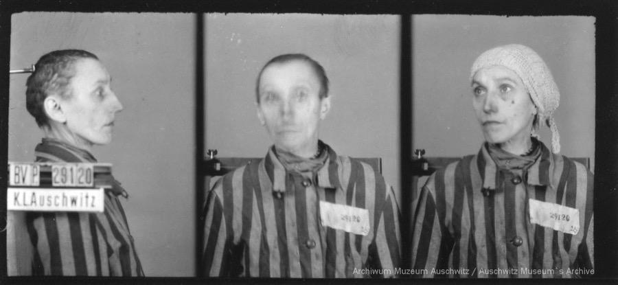 31 lipca 1897 | Urodziła się Polka Teodozja Reszel.  W #Auschwitz od 15 stycznia 1943 r. Nr 29120 Zginęła w obozie 17 marca 1943 r. https://t.co/hpqxaLuDC8