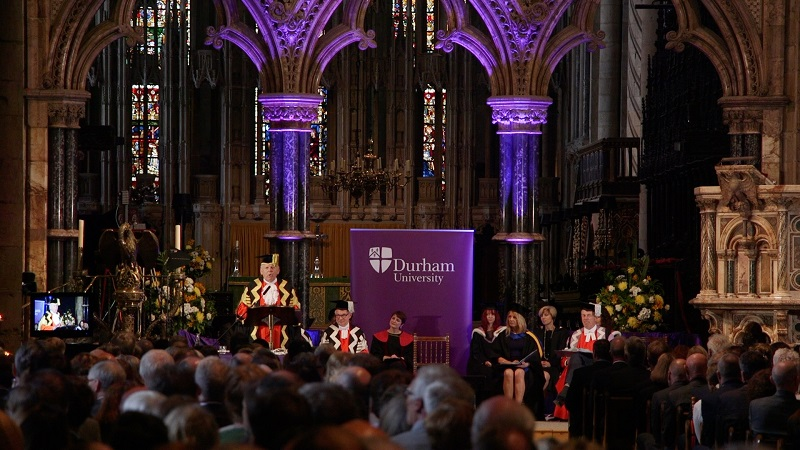As we cant hold Congregation this year, we asked alumni to share memories of their unusual graduation experiences and here's what they said: fal.cn/39sYG A video of next weeks online In Absentia Conferral Ceremony will be available to view online from 6 August 🎓
