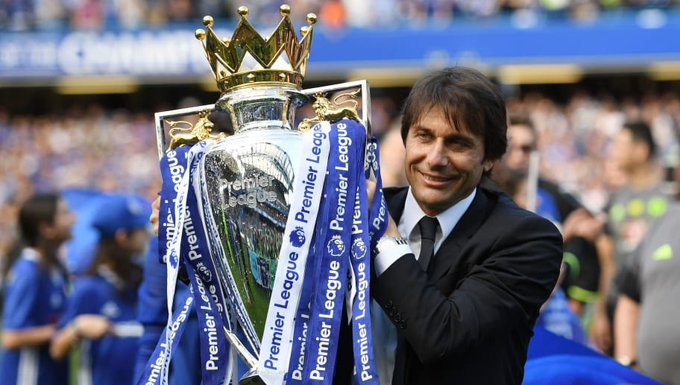 Happy birthday to Antonio Conte. He was brilliant as our manager.