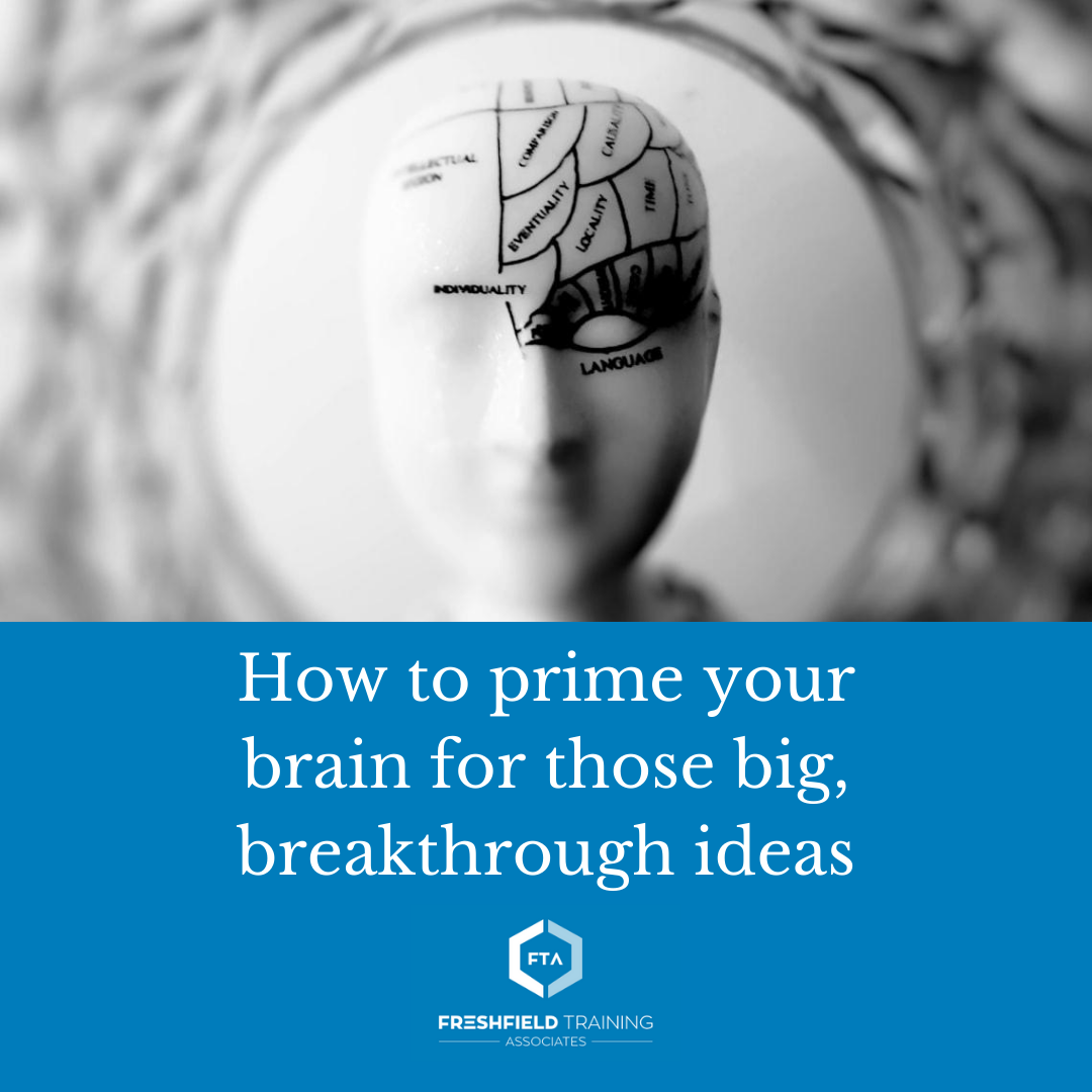 To develop fresh, novel ideas that turn into amazing projects, you must make mental space.  Read more: https://t.co/dSnaMRhznZ https://t.co/v7JoTWwv9L