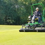 Image for the Tweet beginning: Greens cut with the @sportsmetals