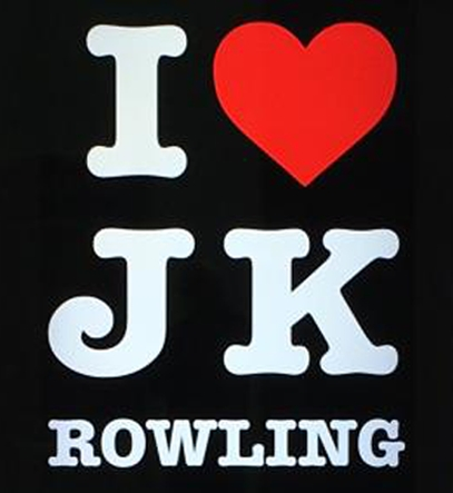 Happy birthday J K Rowling!! Thank you for creating one of the best stories ever!