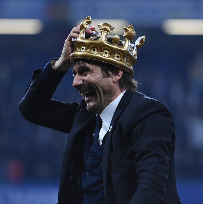 Happy Birthday Antonio Conte! 5  1  today