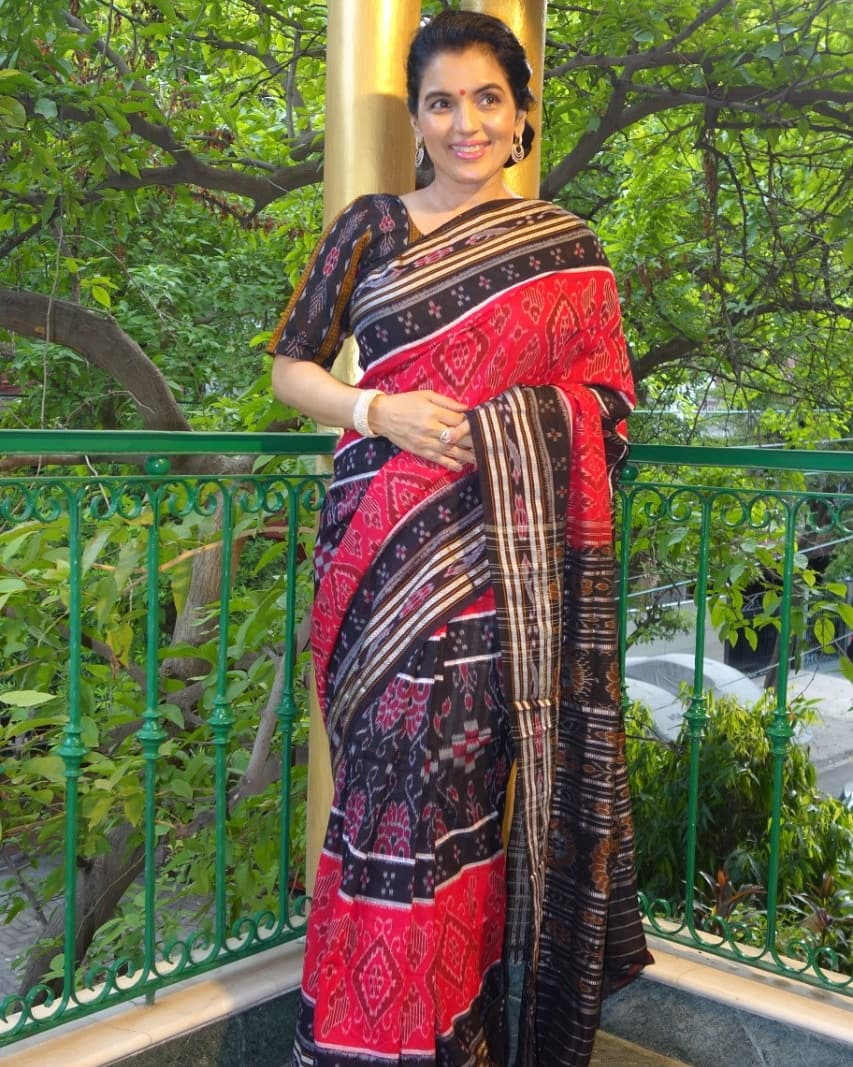 Odisha Cotton Saree. To view more pictures of this gorgeous saree visit our blog. http://www.kiransawhney.com/2020/07/odisha-cotton-saree.html… To have more details contact on this number: +919810530027  #odisha #odishacottonsaree #cottonsaree #cotton #saree #fashion #fashionblogger #RakshaBandhan #lockdownsalepic.twitter.com/KbFGcxckcM
