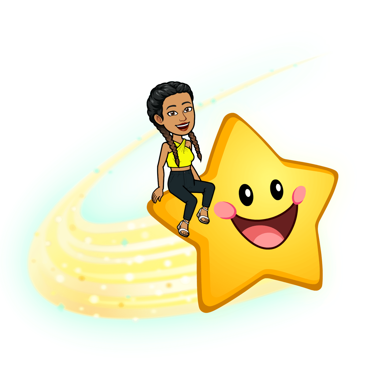 Happy Newmoji Friday 🥳 Ready for some weekend plans starring you and a cute Bitmoji? https://t.co/2B3SQZw1Es