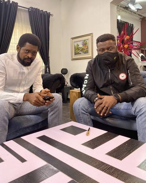 2baba, Basketmouth join NACK's HelpNow - https://mobileswagg.com.ng/?p=2584pic.twitter.com/6ajFuFut6z