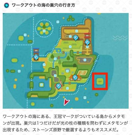メタモン島