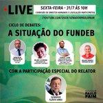 Image for the Tweet beginning: A convite do presidente da