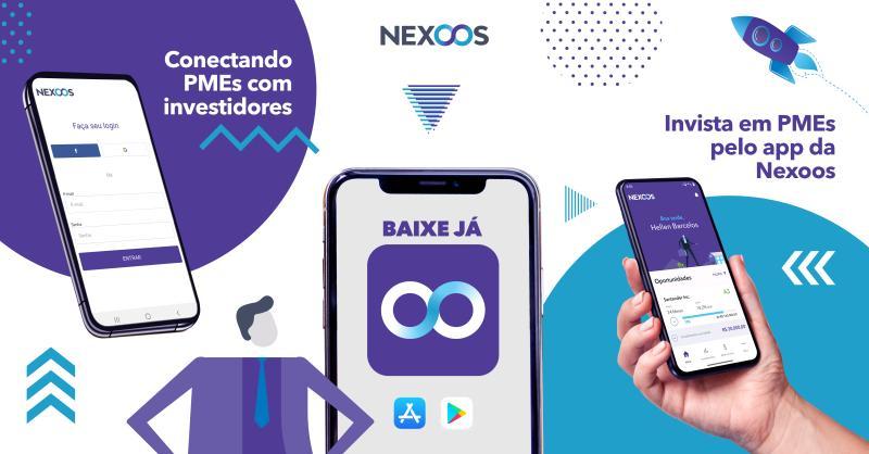 Para facilitar ainda mais os investimentos nos pequenos negócios, lançamos o app Nexoos! #Nexoos #investimento #rendafixa #PME https://t.co/JNSryCDKOa