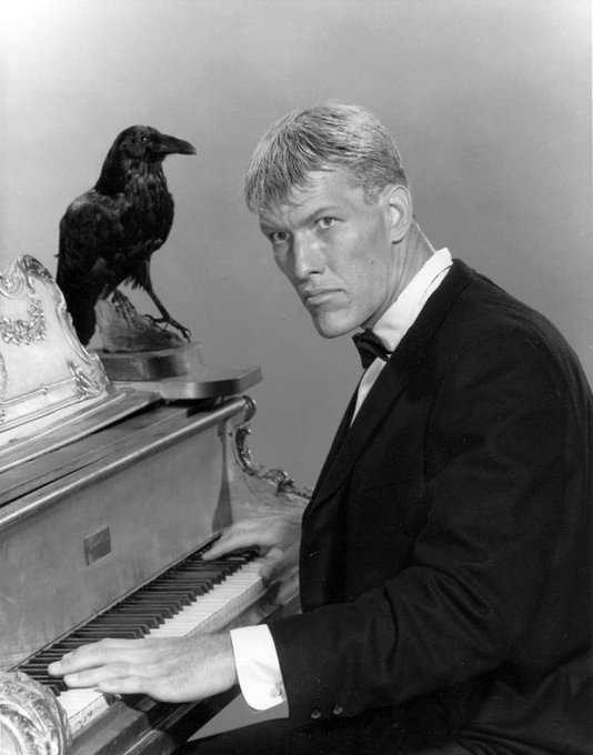 Happy birthday to the late Ted Cassidy aka Lurch, who would have been 88 today!!!