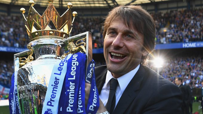 Happy birthday to last & winning gaffer, Antonio Conte, who is 51 today