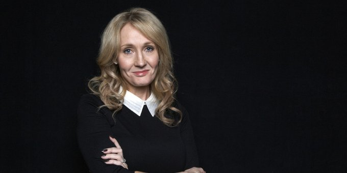 31 July 1965: J.K. Rowling is born. Happy Birthday