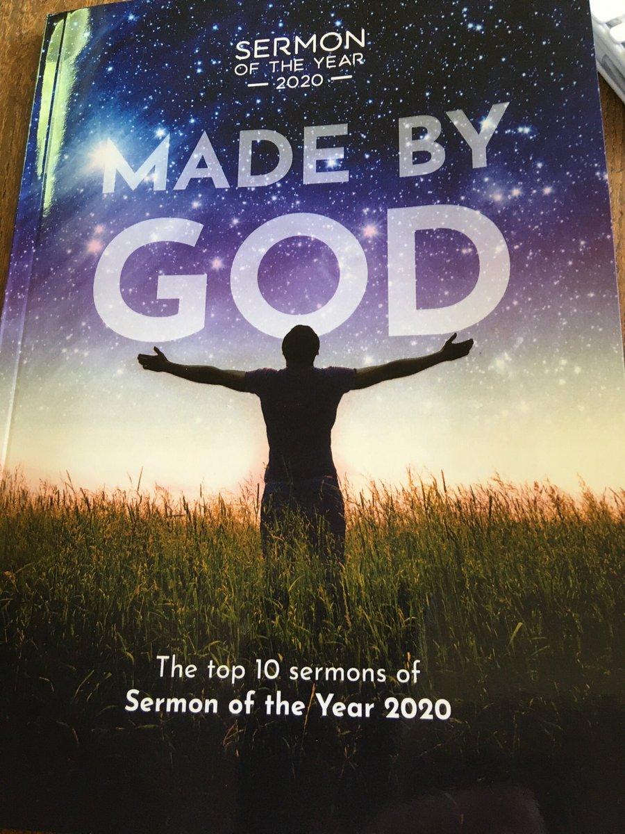 So excited to be included in the @PreachMagazine top 10 sermons of #SermonoftheYear2020 https://t.co/4F4tFJMJwH