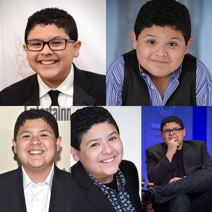 Happy 22 birthday to Rico Rodriguez. Hope that he has a wonderful birthday.