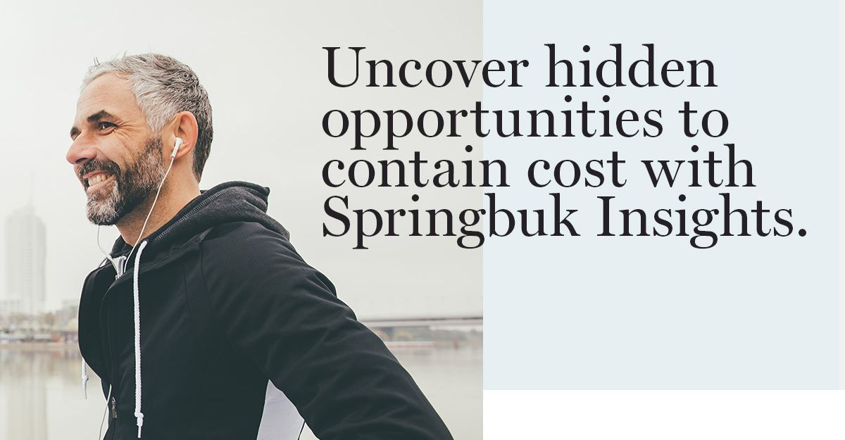 Curious about how your organization can improve the efficiency of your benefits? Learn how Springbuk helped an HR and payroll technology company identify gaps in their current offerings and develop actions to decrease cost. https://t.co/XqnAKKHQrc #employeebenefits https://t.co/Z9Q9IZGNrN