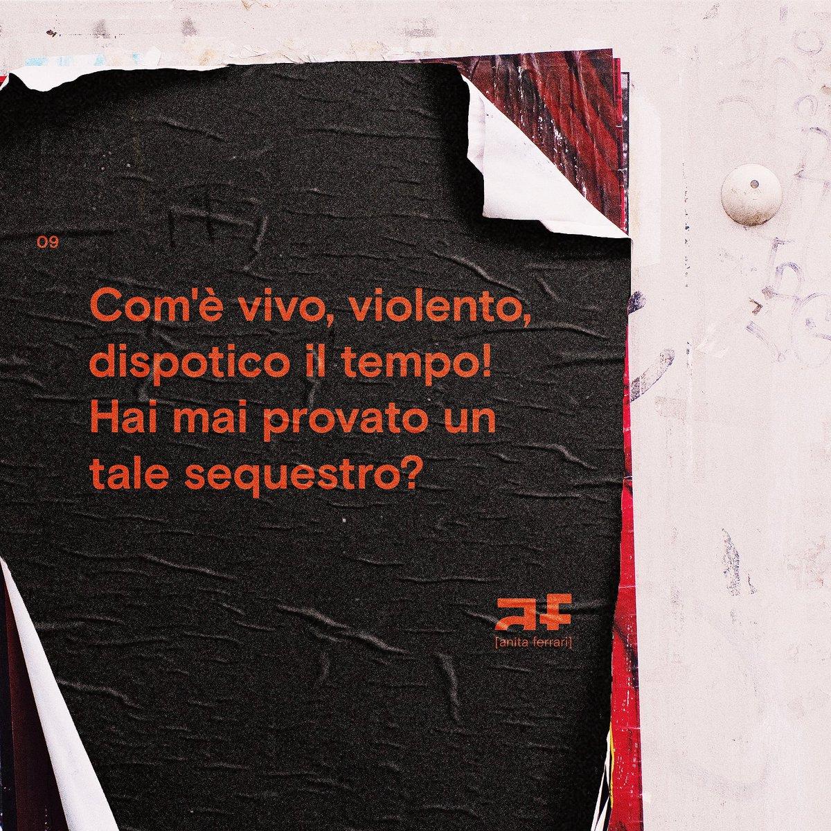 #anitaferrari #poesia #poesiacontemporanea #letteraturaitaliana #poesiaitaliana #poesiadistrada #letteratura #mep #frasivere #frasitumblr #frasiitaliane #frasidolci #frasiamore #testi #frasibelle #leggere #libri #scrivere #citazioni #aforismi #versi #frasirap #vita #scrittoripic.twitter.com/6W7u4KaPIz