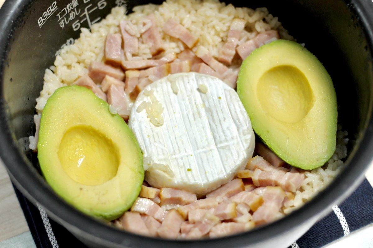 炊き込み ご飯 カマンベール