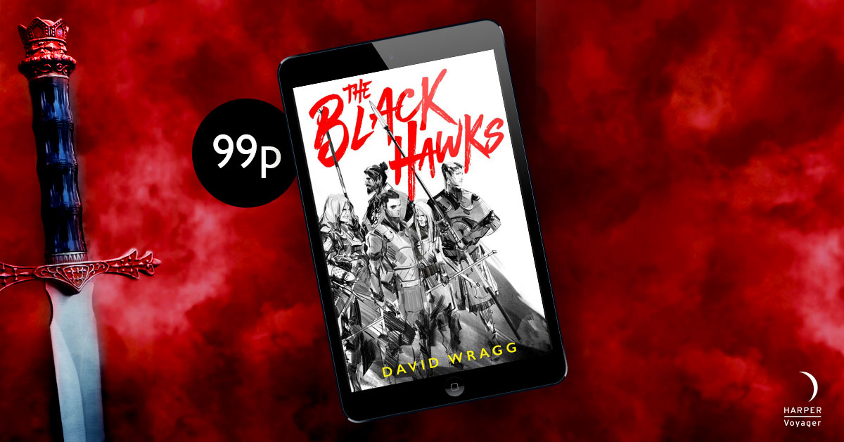 ⚔️ BARGAIN ALERT ⚔️ Today is your last chance to join #TheBlackHawks for just 99p in the Kindle summer sale. You know what to do 👉🏾 smarturl.it/TheBlackHawksEB #StartYourVoyage