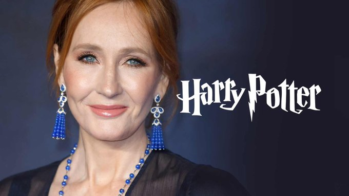 Happy birthday to Harry Potter author and creator J K Rowling, 55 today.