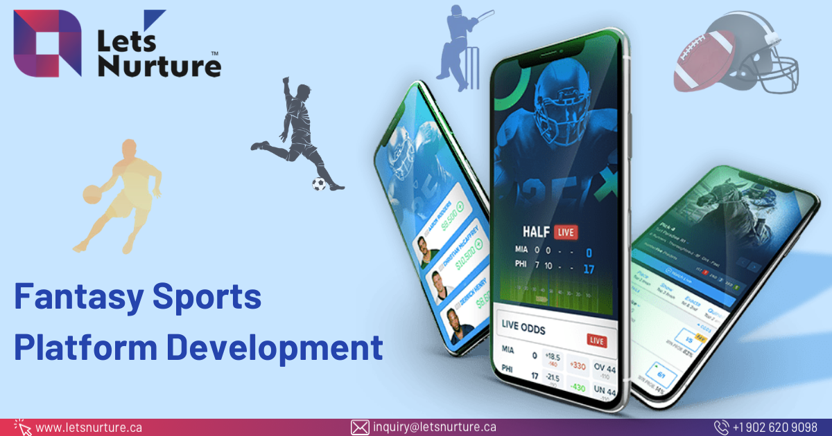 It is been considered that this is the best suitable time to invest in OFS platforms. Get in touch today and get your OFS platform developed by the Fantasy platform experts. #fantasysports #Footballfantasy #Americanfootball #sports #cricket #NFL #basketball #NBA #IPL