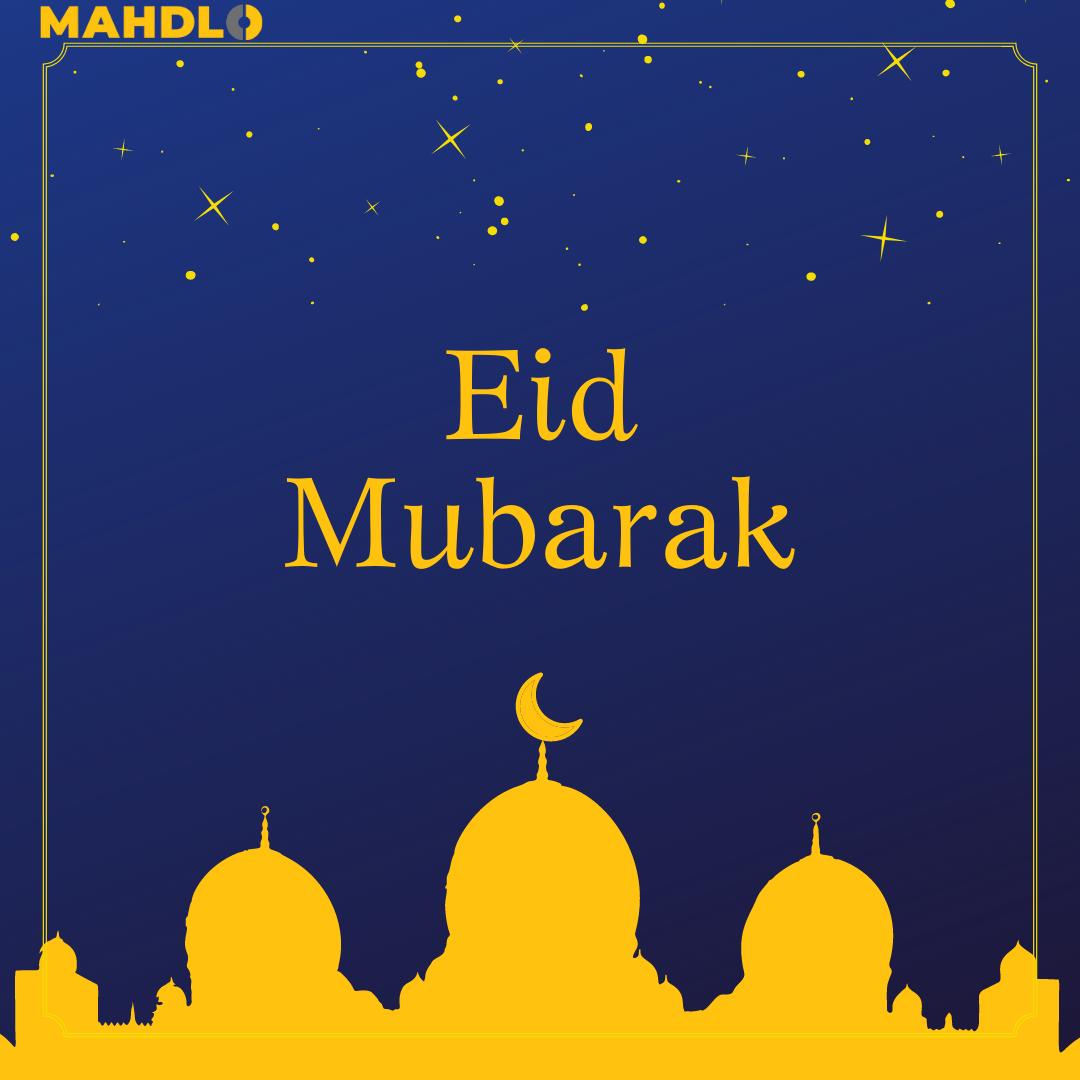 From everyone at Mahdlo Youth Zone, we would like to wish Eid Mubarak to everyone celebrating.