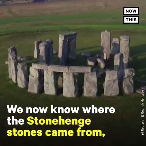 Scientists just solved one of the mysteries of Stonehenge 😱
