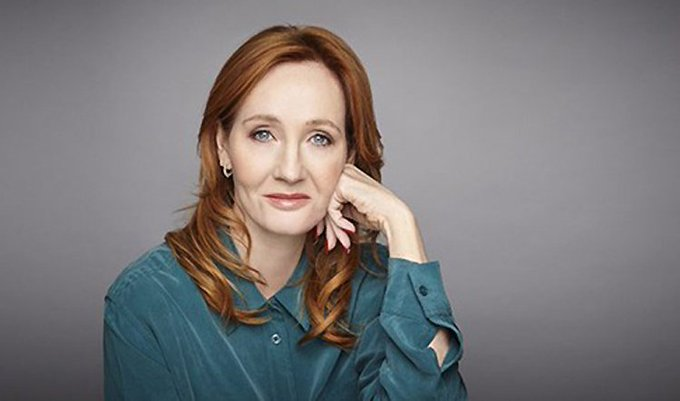 Happy birthday J.K.Rowling - the best author and the mother of Harry Potter.