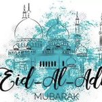 Image for the Tweet beginning: Eid Mubarak! Wishing our families