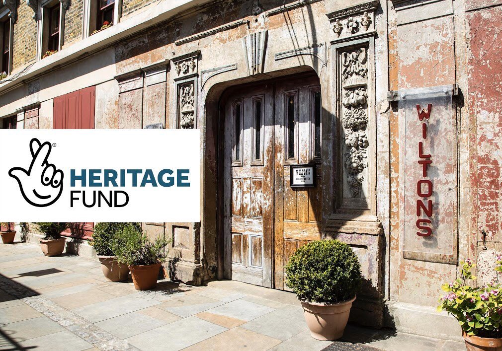 We're extremely grateful to have recently received an emergency grant from the National Lottery Heritage Fund. Today we'd like to thank all #NationalLottery players for making this possible!  If you too can support Wilton's, please click here to donate:  https://t.co/F0pBMQHVMy https://t.co/QJSr1GiLHa