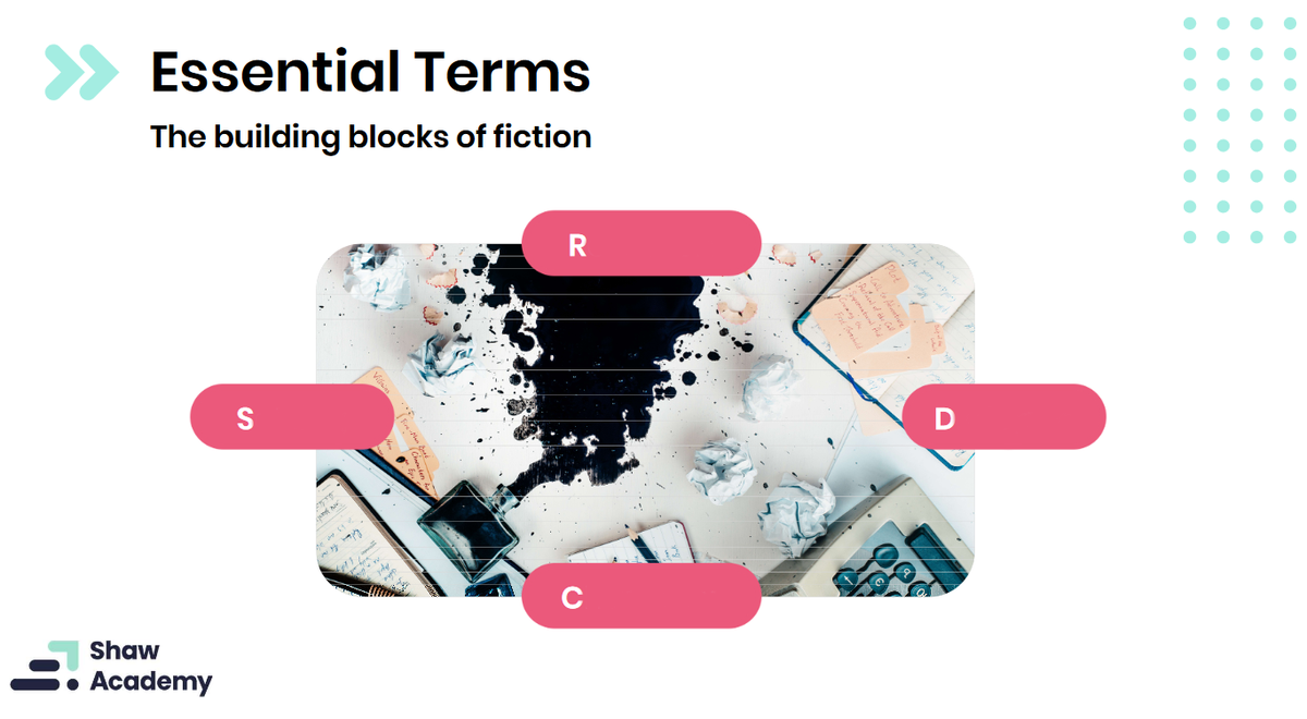 Do you know the building blocks of building fiction?  Check out our Creative Writing Course: https://t.co/LOnhUMFmW9  and join the official Facebook group to talk with fellow students: https://t.co/LOZvTPYCXU  #shawacademy #creativewriting https://t.co/9Pi2RsXHXg