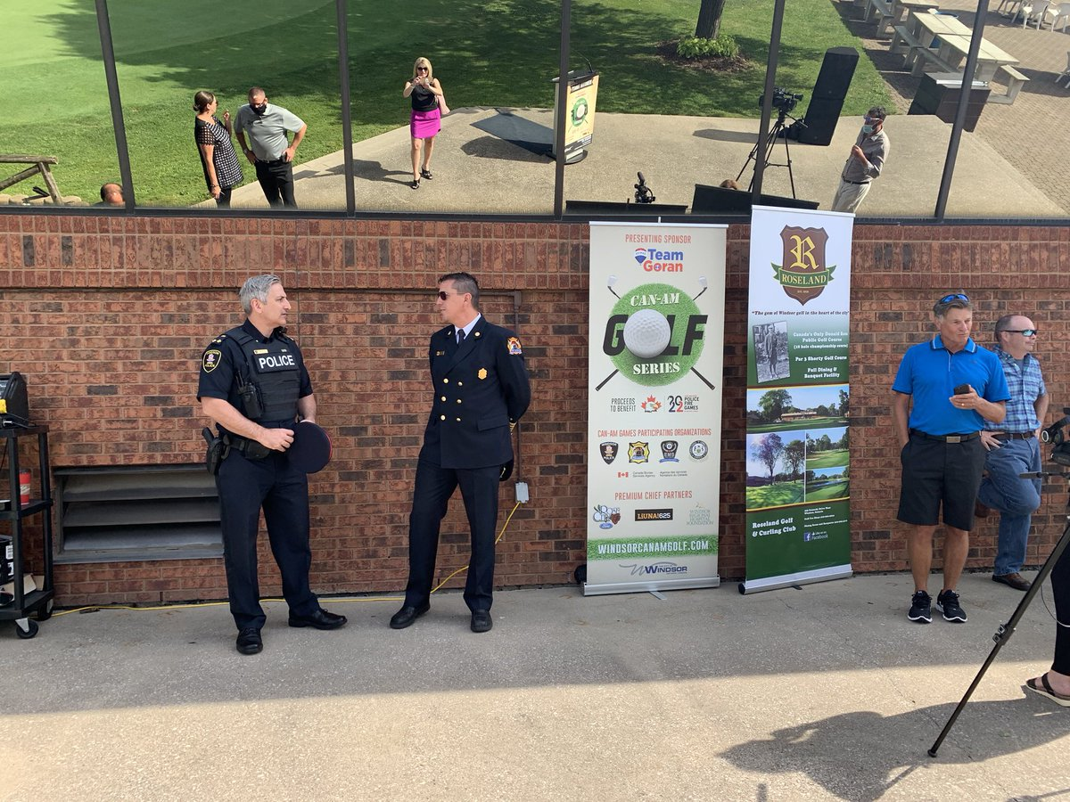 test Twitter Media - CanAm media announcement happening today.   #firstresponders #roselandgolf https://t.co/BdkslDLwjp