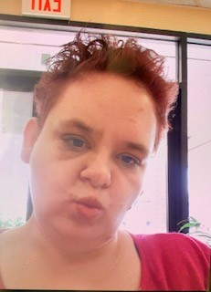 UPDATE with Photo:  LENSAlert: April Estep, a White  37 YO Female, is missing, last seen near 8100 block of Kellerman Rd. Call 911 if seen. https://t.co/o9Il2mZeuu