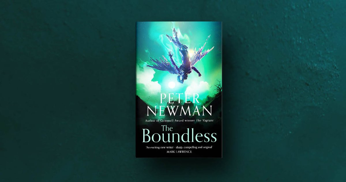 ENTER THE WILD THIS WEEKEND! THE BOUNDLESS, epic finale of @runpetewrites Deathless Trilogy, lands next week. Were giving you a chance to win all 3 books in this stunning series of wilderness and warring dynasties. Just RT and follow by 4/8 for a chance to win 1 of 3 sets!