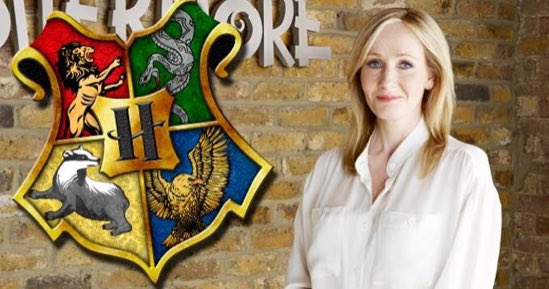 . Happy Birthday J.K Rowling!!.     .  Image/Web.