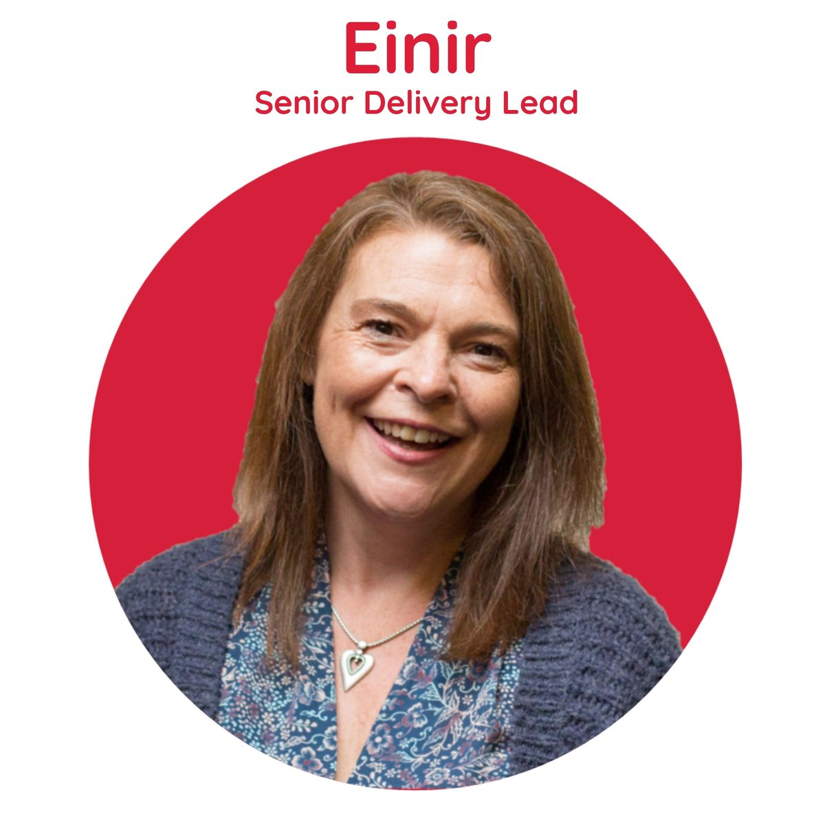Meet the team: it's Einir! Why not say hello?