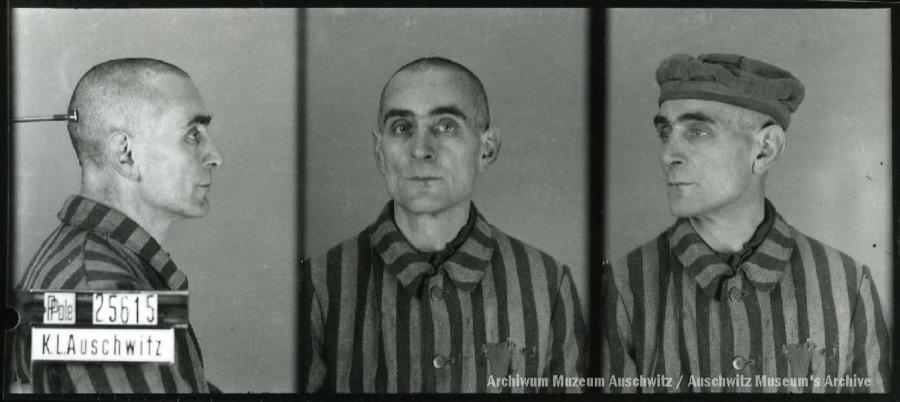 31 lipca 1890 | W Horažďovicach urodził się Czech František Setek. Księgowy.  W #Auschwitz od 15 stycznia 1942 r.  Nr 25615 Zginął w obozie 29 marca 1942 r. https://t.co/o09KUuyWMu