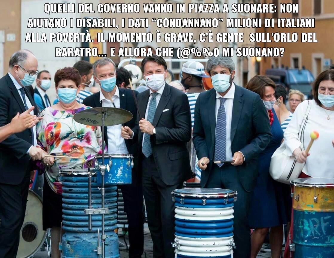 #giorgiameloni #matteosalvini #Italia #nicolaporro #mariogiordano #paolodeldebbio #conte #governopic.twitter.com/TuYbLVMRB0