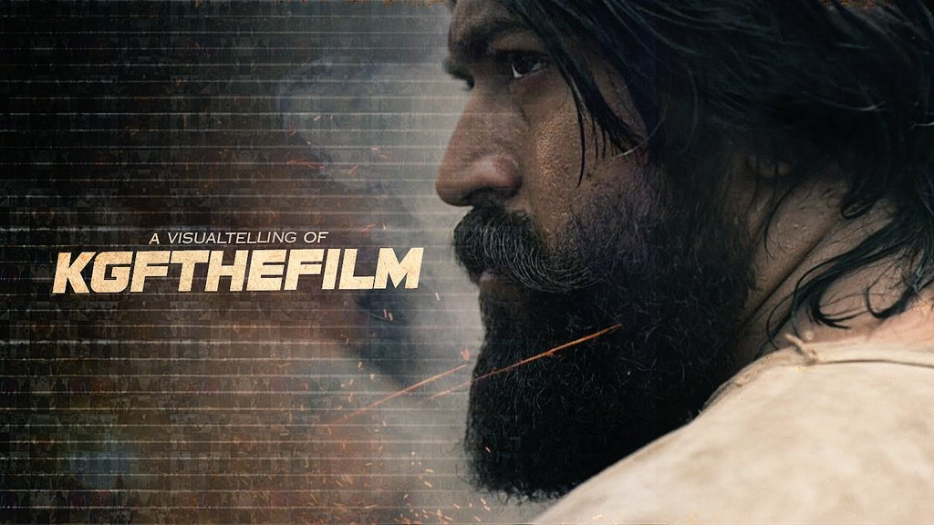 Enjoy The Edit! #KGFTheFilm   A Visual-Storytelling of ROCKY 💥 The Great Journey Of Confidance & Self-belief To Biggest Criminal of India🔥  Video Link:- https://t.co/sGmZHBSV7t  @TheNameIsYash @prashanth_neel #KGFChapter2 #YashBOSS https://t.co/Dfu90yZpy2