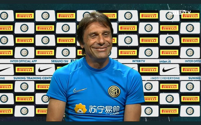 Ima but late but happy birthday to Don Antonio Conte!!! Will always remember your face!