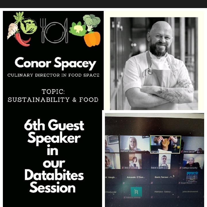 @Spaceychef big thank you for taking the time to join us for #DataBites session this morning @TrigonHotels. Huge learnings for our team on the simple things we can do eliminate waste and incorporate sustainability into our everyday lives. #sustainability #zerowaste #wearetrigon https://t.co/h25Wtu9Jlf