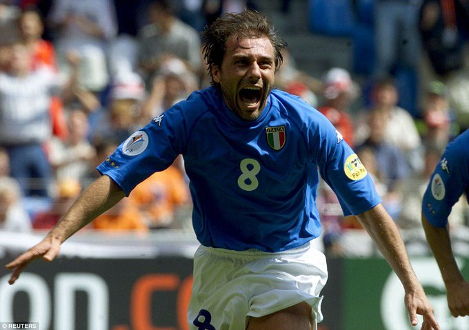 As a player & manager for the Antonio Conte was one of the best Happy birthday, Mister!