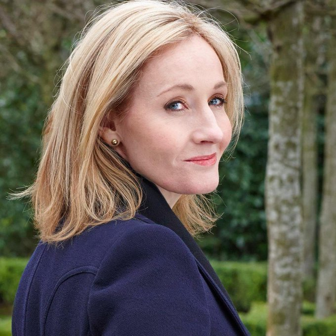 Happy Birthday J.K. Rowling! All the best and good health!
