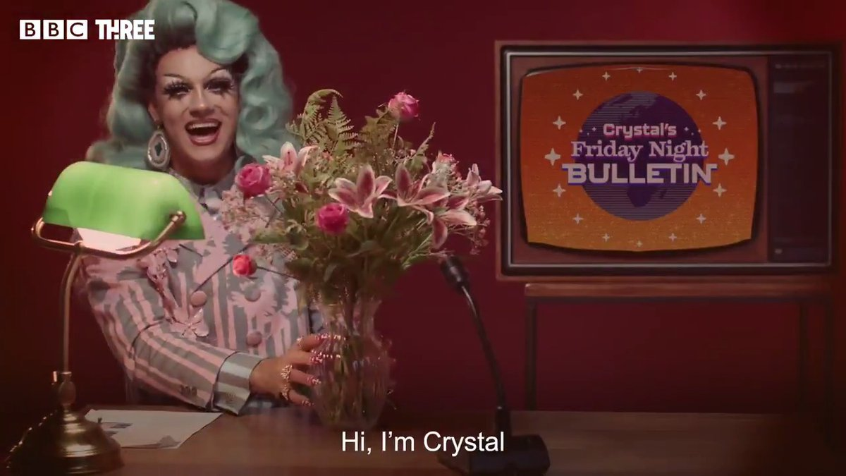 How many Celine Dion references can @crystalwillseeu fit in one video? Youre about to find out. #CanadasDragRace