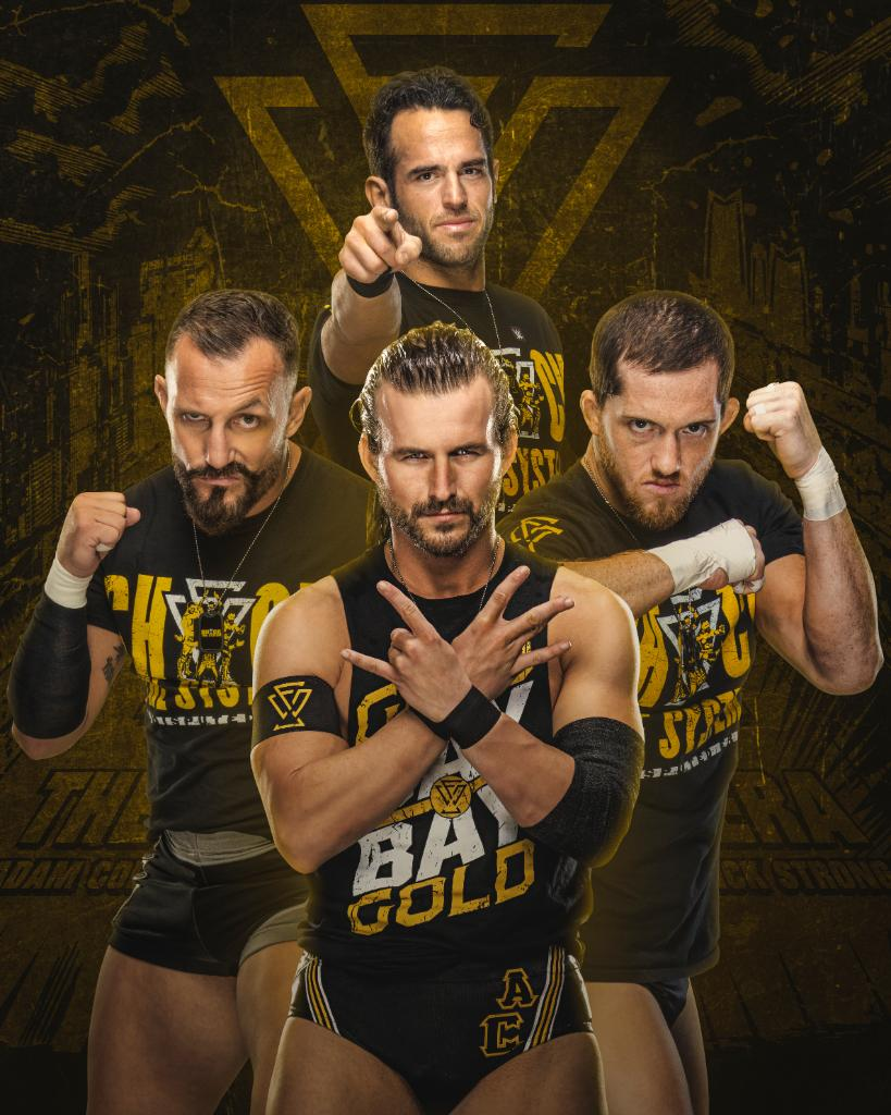 They run this. 💥   #WWENXT #UndisputedERA @AdamColePro @KORcombat @theBobbyFish @roderickstrong https://t.co/wwDUbDMCF4