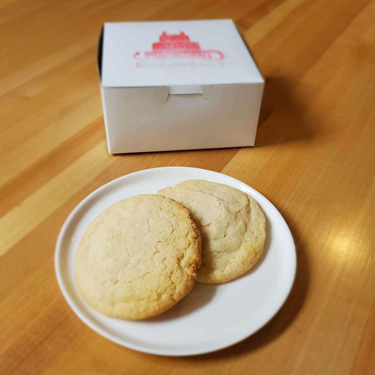 Have you tried our #lemonginger #sugarcookies yet? #eatwicked #PVD #RI #sindesserts #bakeryinripic.twitter.com/qB1rEL1nik