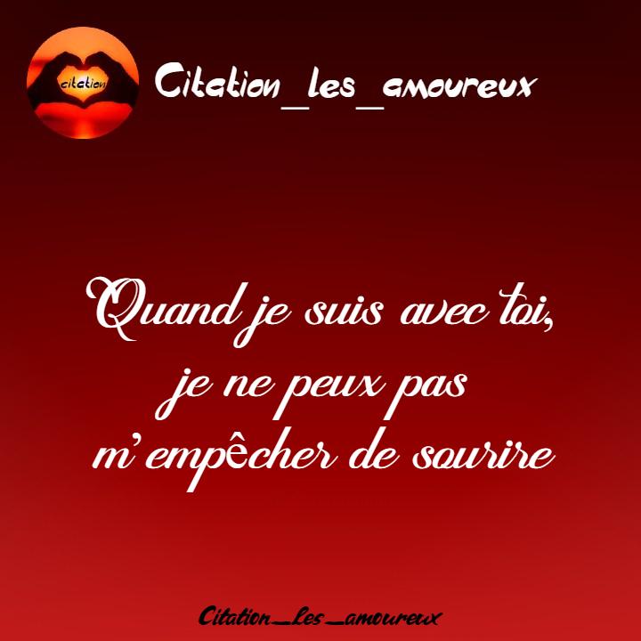 """""""Quand je suis avec toi ,je ne peux pas m'empêcher de sourire""""   ~𝔸𝕓𝕠𝕟𝕟𝕖 𝕥𝕠𝕚 𝕒 𝕞𝕠𝕟 𝕔𝕠𝕞𝕡𝕥𝕖~ ~Des citations tous les jours à 19h~ #citation #couple #couplegoals #amitié #lamour #butdecouple #citationamour #texteamour #citationamitié #citationdamourpic.twitter.com/gjoNKPKS0e"""